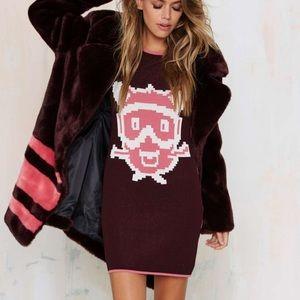 Rare American Retro Elisa Knit Dress